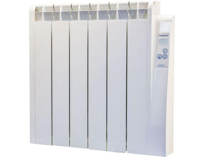 Radiador de bajo consumo programable Tessla LH 500W 4 Elementos