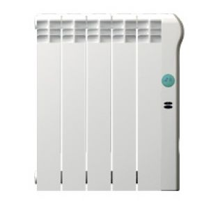 Radiador Rointe serie C 5 Elementos 550W Digital Programable / Bajo Consumo. Ref. RC605CCC1