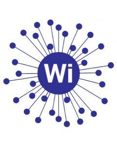 Smartbox Haverland para conexión a router de radiadores Wi con wifi