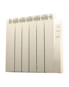 Radiador domótico bajo consumo Tessla DLH 750W 6 Elementos